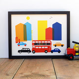 London (Personalized Print), Ruka-Ruka - CultureLabel - 4