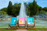 California Dreaming Deckchair, Yoko Honda - CultureLabel - 2