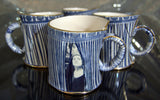 Limited Edition Set of 4 Mugs, Vanessa Conyers - CultureLabel - 6