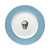 Blue Skull Dinner Plate, Melody Rose - CultureLabel - 2