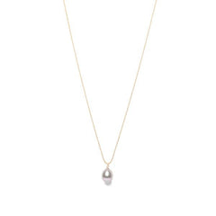 Tear Drop Pearl Pendant Necklace, ORA Pearls