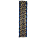Erskine George Jamesone Dark Blue Silk Scarf - CultureLabel - 2