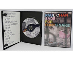 Sade for Fonts Sake CD (Deluxe Edition),Paul Chan