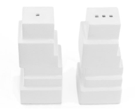 New Museum 3D Printed Salt & Pepper Shakers, New Museum Store - CultureLabel - 1