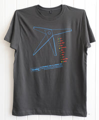 Martin Boyce Discordia T-Shirt, Patrica Fleming Projects