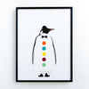 The Dapper Penguin, Hello Geronimo - CultureLabel - 2
