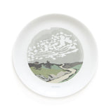 Set of Four Cloud Dinner Plates, Snowden Flood - CultureLabel - 5