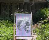 Alexander McQueen Deckchair, The Royal Parks Foundation - CultureLabel - 3
