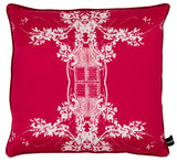 Trinidad Cushion (Ruby Sun), KOUAMO - CultureLabel - 1
