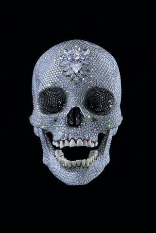 Framed For the Love of God 2012, Damien Hirst - CultureLabel - 1
