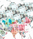 Money Map of the World, Justine Smith - CultureLabel - 7
