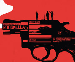 Goodfellas 25th Anniversary Print, Matt Needle Alternate View