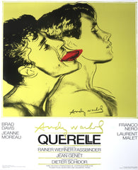 Querelle Green, Andy Warhol