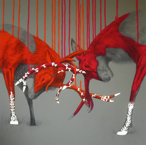 Wild Times II, Louise McNaught - CultureLabel