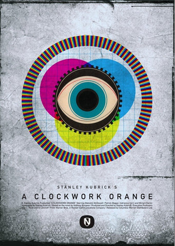 A Clockwork Orange, Matt Needle - CultureLabel - 1