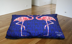 Flamingo Bean Bag, Rupert Numan