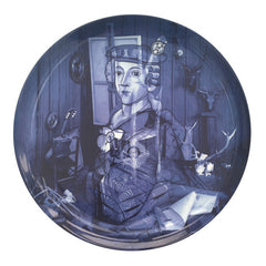 Calum Colvin Limited Edition Plate, National Galleries of Scotland