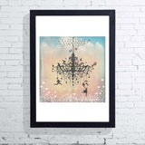 Hang On (Framed), East End Prints - CultureLabel - 1