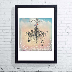 Hang On (Framed), East End Prints
