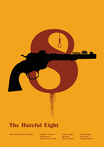 The Hateful 8, Matt Needle - CultureLabel - 1