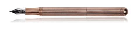 Copper 'Lilliput' Fountain Pen, Kaweco - CultureLabel - 1