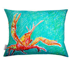 Lucky Lobster Cushion, Chloe Croft