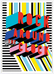 Rock Around The Clock, Outline Editions