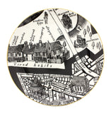 A Map of Days Set of Four Plates, Grayson Perry - CultureLabel - 5
