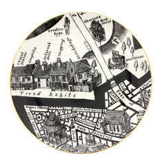 A Map of Days Plate No.4, Grayson Perry