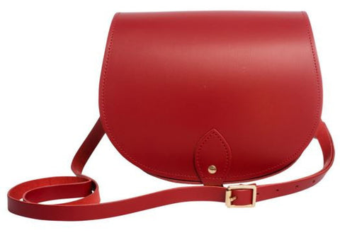 The Apple Saddle Bag, N