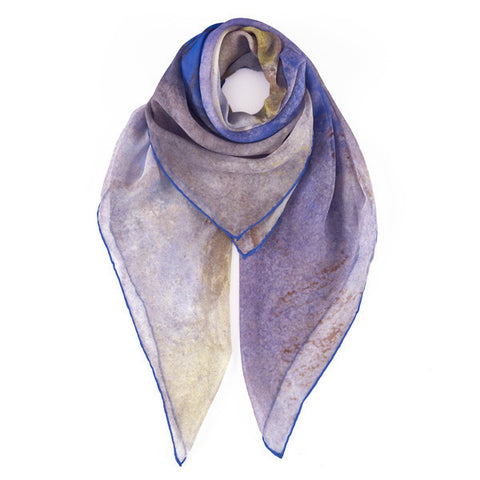 Sea View Joseph Mallord William Turner Silk Scarf, National Galleries of Scotland - CultureLabel - 1