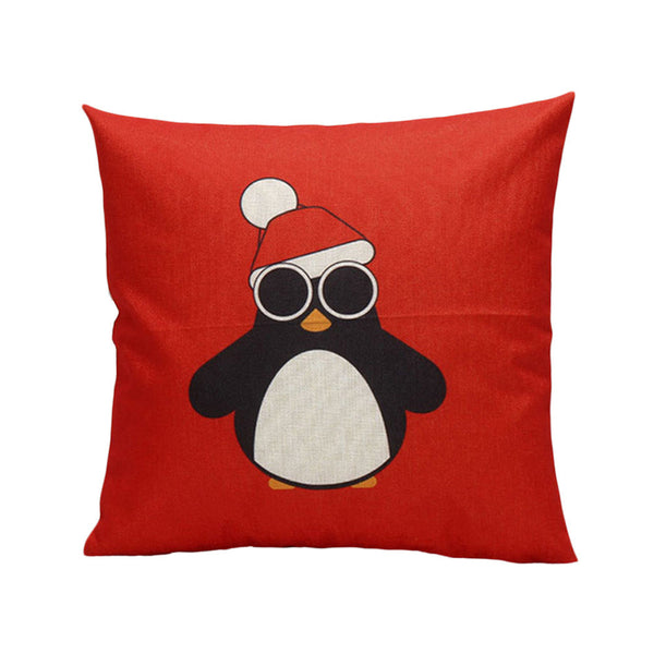 Christmas Cute Pillow Cushion Cover Cases OFFER