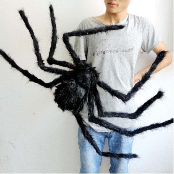 Halloween Scary Big Spider Props