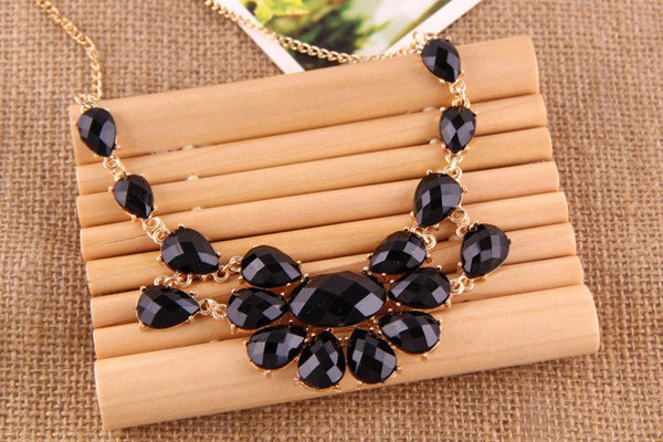 Free Fashion Statement Necklace