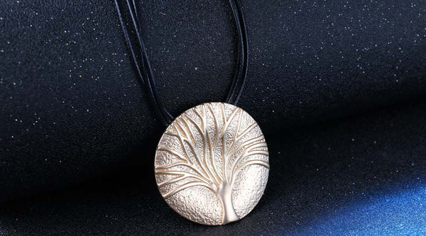 Fashion Statement Necklaces & Pendants For Women - Tree Offer