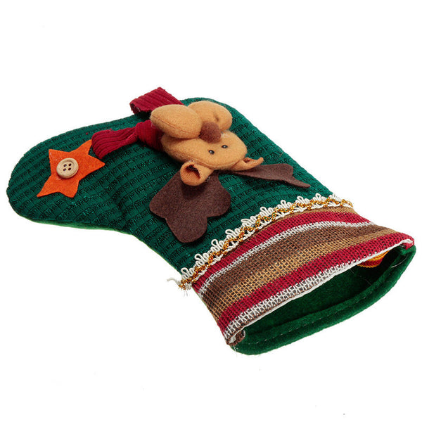 Christmas Sock Festival Wall Hanging Decoration