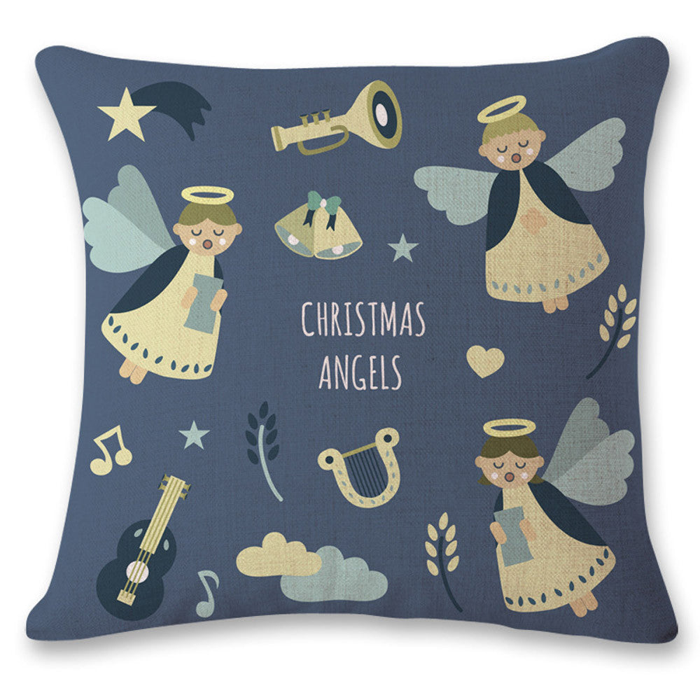 Christmas Classic Pillow Cover Cases