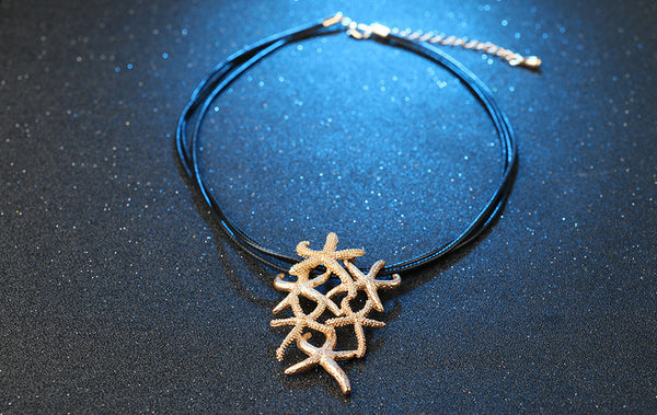 Fashion Statement Necklaces & Pendants For Women - Starfish Offer