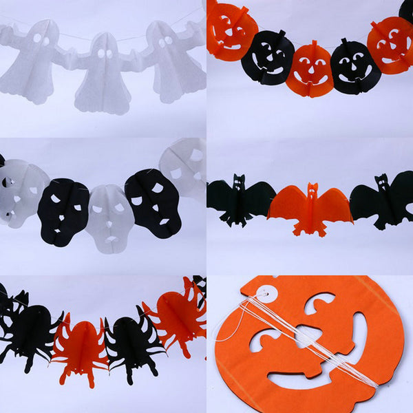 Halloween Party Background Decoration