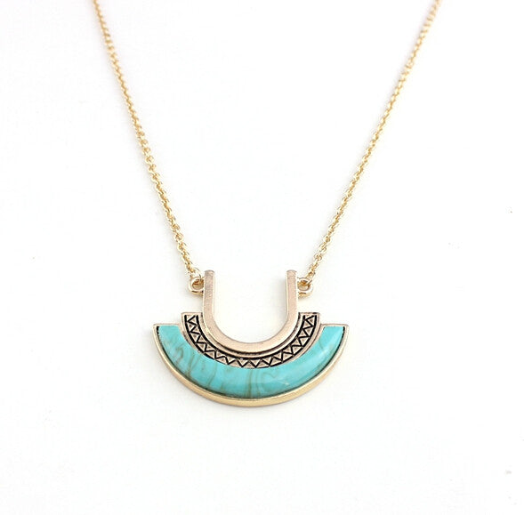 New Turquoise Fashion Jewelry Necklace OFFER