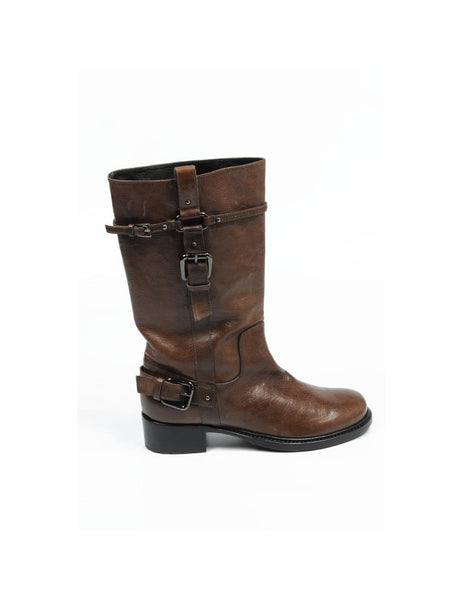 Sebastian Milano ladies short boot S5032 VACC NAP PIOM