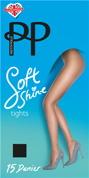 Soft & Shine Tights 15 Denier