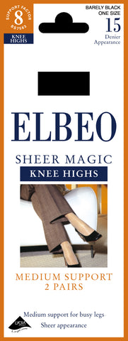 Elbeo Support Knee Highs