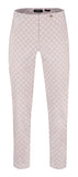 Robell Patterned Trousers 51560
