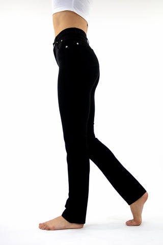 Marble Straight Leg Jeans 2403
