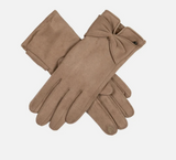 Dents Faux Suede Gloves 6-4260