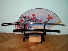 The Art of Japanese Style Sword Making and Displaying.