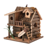 Bird house Fishing cabin Gone Fishing free delivery in USA, Home & Garden > Decor > Bird & Wildlife Houses > Birdhouses,Interior Design Genie ,