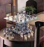 Special offer 50% off Best Table Top Mythical Black Dragon Large Black tower Chess Game Set in USA free shipping, Arts & Entertainment > Hobbies & Creative Arts > Collectibles,Interior Design Genie ,