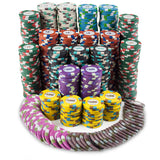 Chips For Poker Knights ?  750 Casino gaming chips 3 colours high quality. - Interior Design Genie